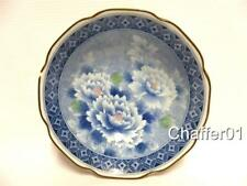 """A lovely Floral decorated small 5"""" Dish"""