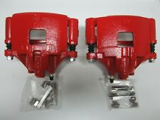 97-05 GM Passenger Red Performance Front Brake Calipers POWER STOP S4638A