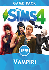 [Espansione DIGITALE ORIGIN] PC The Sims 4 Vampiri *Invio Key da email *Vampires