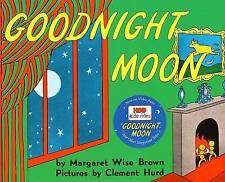 Goodnight Moon by Margaret Wise Brown (Board book, 1991)