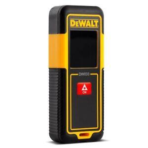 DeWalt DW033-XJ 30m Laser Distance Measuring Device