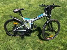 "Ancheer 26"" Folding Electric Mountain Bike"