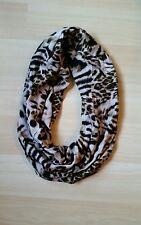 Beautiful fashion women's scarf! Animal print