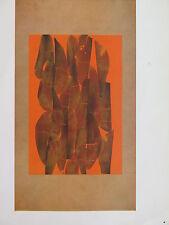 Josef Albers Original Silkscreen Folder XXV-6/Right Interaction of Color 1963