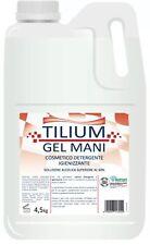 Gel SAPONE LIQUIDO TILIUM MANI 4,5 KG   SUP 60% 8699