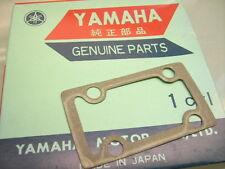 YAMAHA XS 650 256-11169 -01 GUARNIZIONE GASKET SFIATO MOTORE ENGINE BREATHER