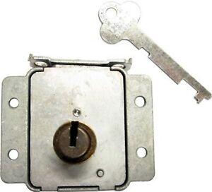 Cedar Chest Lock with Key    M-1886