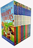 Malory Towers Collection By Enid Blyton 12 Books Set - Brand New and Sealed