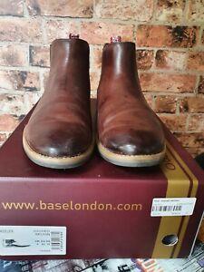 Mens Base Keeler Chelsea Boots