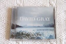 DAVID GRAY-LIFE IN SLOW MOTION  (CD), LIKE NEW, FREE SHIPPING IN AUSTRALIA