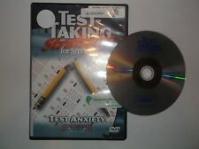 Test Taking Strategies for Students: Test Anxiety DVD