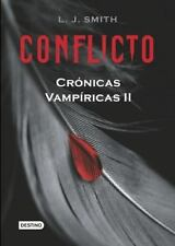 Conflicto (Cronicas Vampiricas) (Spanish Edition)-ExLibrary