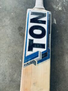 TON Yusuf Pathan Player Edition Cricket Bat; Grade 1++SH; ~2lbs 9oz; MSRP: $550+