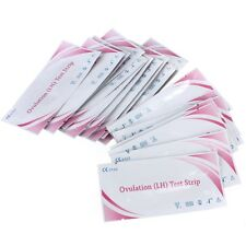 Home Private 60 Ovulation Fertility Predictor + 20 Early Pregnancy Test Strips