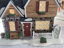 Dept 56 - New England Village - Mt. Gibb Parsonage #56676. 2005-2007