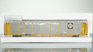 Walthers Gold Line Bi-Level Enclosed Auto Carrier BNSF HO scale