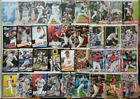 2020 Topps SP, SSP all serial #d lot 37 cards /50/76/99 1/1 printing plate