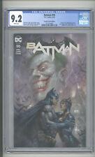 """BATMAN  50 CGC 9.2   """"JOKER COVER """""""