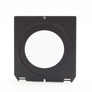 Luland  Linhof  Wista  4*5in  compur copal 3  lens board 99*96mm NEW