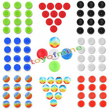 10x Analog Controller cool Silic Cap Cover Thumbstick Grip pour PS3 PS4 XBOX ONE