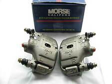 Reman. Morse P1464 Front Brake Caliper Set With Brake Pads 1991-98 Toyota Tercel