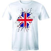USA Flag Short Sleeve T-Shirt for Men