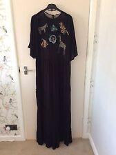 Zara Viscose 3/4 Sleeve Maxi Dresses for Women