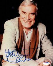 Martin Landau Signed Authentic Autographed 8x10 Photo PSA/DNA #Y17426