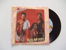 "Imagination – Music And Lights  - Disco Vinile 45 Giri 7"" Stampa ITALIA 1982"