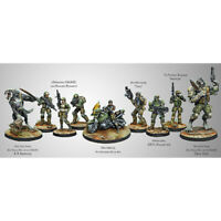 Infinity: Ariadna - USAriadna Army Pack Box
