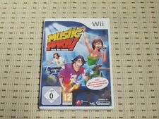 Music party rock the house pour nintendo wii et wii u * OVP *