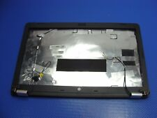 "HP 15.6"" G56-129WM Genuine LCD Back Cover w/ Bezel Hinges 3AAXLLCTP70 GLP*"