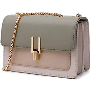 Cross Body faux leather Ladies Handbag Bag Shoulder Bag Women Purse Medium Size