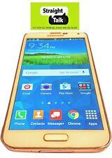 Samsung Galaxy S5 (Straight Talk Verizon Towers) - White 16GB / 32GB Unlocked