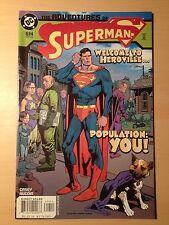 Dc Comics The Adventures Of Superman # 614