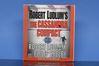 Robert Ludlum The Cassandra Compact Audiobook on CD Complete 6 CD Set