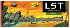2014 LINDBERG 213/12 USS LST 1:245 scale Landing Ship Tank Model Kit new
