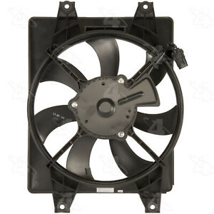 A/C Condenser Fan Assembly 4 Seasons 76108 fits 00-02 Hyundai Accent
