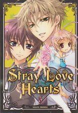 STRAY LOVE HEARTS tome 3 Aya Shouoto manga shojo