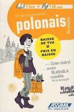 GUIDES DE CONVERSATION   Polonais de poche Ordish  Bob   Kuszmider  Barbara