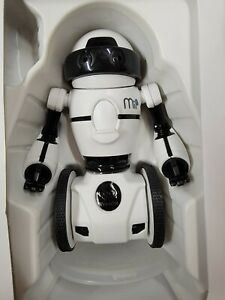 WowWee - MiP the Toy Interactive Robot - White - in Box! Tested Works Great