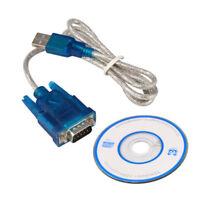 USB A RS232 Porta Seriale 9 Pin DB9 Cavo Com Adattatore Convertitore