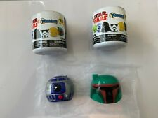 "STAR WARS SERIES 1 MASHEMS CAPSULE ""R2-D2"" & ""Mandelorin"". Blind Bag New"