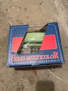 Telefono Sirio Multicolor Sip