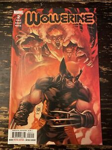 Wolverine #2 (Marvel, 2020) Free Combine Shipping