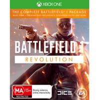 Battlefield 1: Revolution XBOX ONE = AUSTRALIAN VERSION