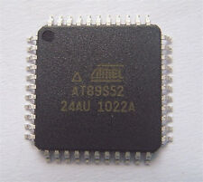 Atmel AT89S52-24AU 8 bit Microcontroller IC SMD TQFP-44 Package 8051