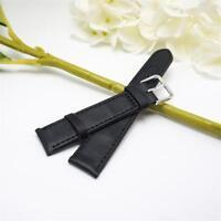 Mode Ersatz Echtes Leder Armband Handgelenk Bügel-Uhrenarmband Gift
