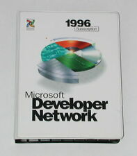 Microsoft Developer Network 1996 Subscription 36 Discs