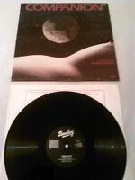 COMPANION - S / T LP N. MINT!!! ORIGINAL FRENCH BARCLAY GATEFOLD BORIS MIDNEY